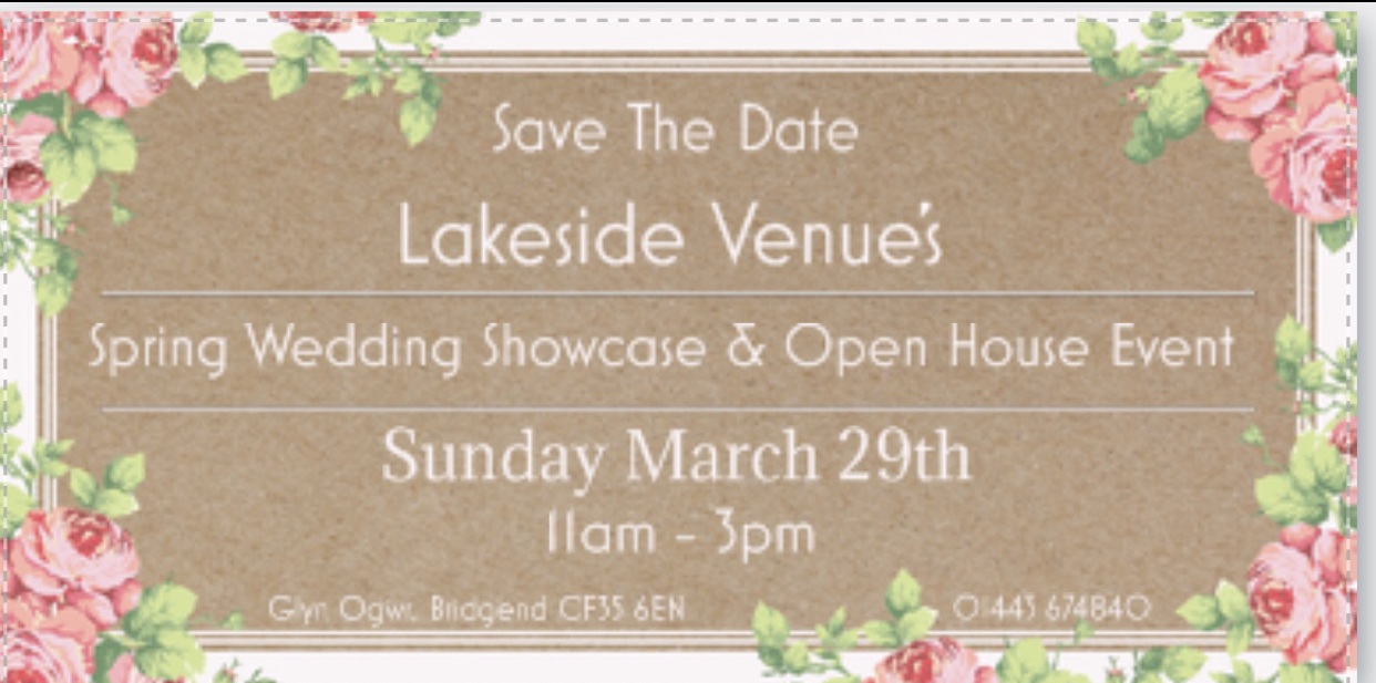 Open house and Wedding Showcase